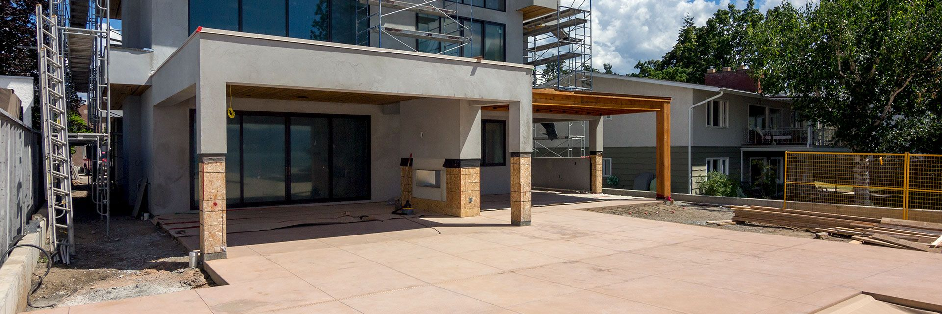 Kelowna Lakeshore Custom House Builder